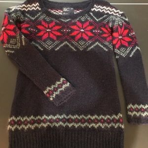 American Eagle Winter Knitted Sweater